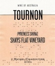 Chapoutier Domaine Tournon Shiraz Shays Flat Vineyard 2012