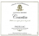 Chateau Behere Courtin 2010