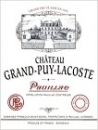 Chateau Grand Puy Lacoste 2014
