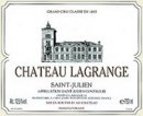 Chateau Lagrange 2012
