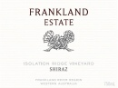 Frankland Estate Isolation Ridge Shiraz 2011