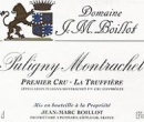 Jean-Marc Boillot Puligny Montrachet Truffieres 1er Cru 2014