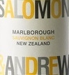 Salomon & Andrew Sauvignon Blanc Marlborough 2016