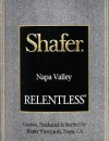 Shafer Relentless Syrah 2012