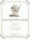 Stags Leap Wine Cellars Fay Vineyard Cabernet Sauvignon 2014
