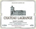 Chateau Lagrange 2014