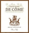 Chateau de Come 2009