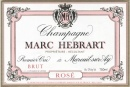 Marc Hebrart Champagne Rose Brut 1er Cru NV