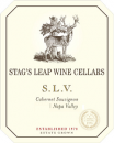 Stags Leap Wine Cellars SLV Cabernet Sauvignon 2013