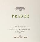 Prager Grüner Veltliner Smaragd Stockkultur Ried Achleiten 2020