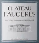 Chateau Faugeres 2011