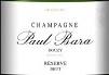 Paul Bara Champagne Brut Reserve Grand Cru NV