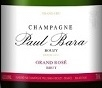Paul Bara Champagne Grand Rose Brut Grand Cru NV Demi...