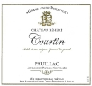 Chateau Behere Courtin 2011