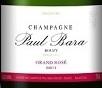 Paul Bara Champagne Grand Rose Brut Grand Cru NV Magnum 1,5 l
