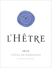 Chateau LHetre 2017 by Jacques Thienpont