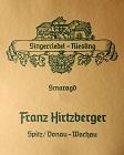 Hirtzberger Riesling Smaragd Ried Steinporz 2019