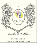 Maison Areion Pinot Noir OAK Saveria Vineyard 2018 Santa Cruz Mountains