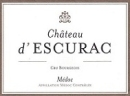 Chateau dEscurac 2015