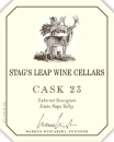 Stags Leap Wine Cellars Cask 23 Cabernet Sauvignon 2016