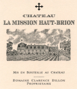 Chateau La Mission Haut Brion 2014