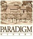 Paradigm Merlot Oakville 2016